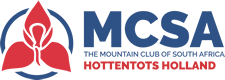 Mountain Club South Africa – Hottentots Holland Logo